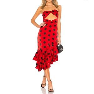 House of Harlow 1960 x Revolve Rio Dress